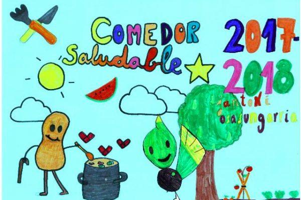 Concursos cp azpilaga a for Cartel comedor infantil
